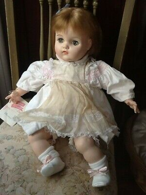 """RARE vintage 1973 MADAME ALEXANDER MOMMY'S PET 18"""" doll W TAG"""