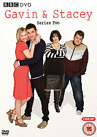 Gavin and Stacey - Series 2 (DVD, 2008, 2-Disc Set) Comedy