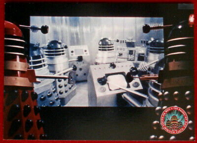 DR WHO & THE DALEKS - PROMO CARD P6 - Unstoppable Cards 2014
