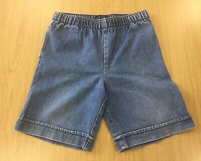 Girls Mini Boden Denim Shorts- To  Suit 2-3 Year Old