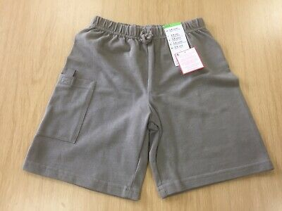 Girls M&S Shorts - To  Suit 3-4 Year Old - Khaki- Bnwt