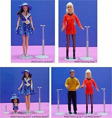 Kaiser Metal Doll Stand size 6 inch 8 inch 10 inch 12 inch Barbie Action figure