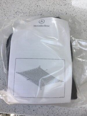 Genuine Authentic Mercedes-Benz C-Class Luggage Compartment Cargo Boot Net
