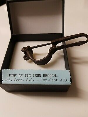 Collectable Iron Broach