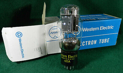 Western Electric 421A Tube - New - Never Used!