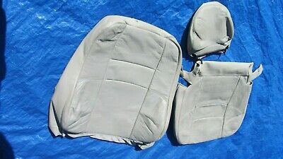 Outstanding Volvo S70 V70 C70 Leather Seat Cover Upholstery Light Beige Alphanode Cool Chair Designs And Ideas Alphanodeonline