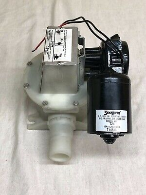 Dometic SeaLand T Series Waste Discharge Macerater Pump - T24