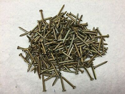 4lbs Spiral Masonry Nails Ribbed Zinc Coated Steel Concrete Construction Shank