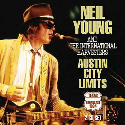 Neil Young - Austin City Limits (2Cd)  - SEALED