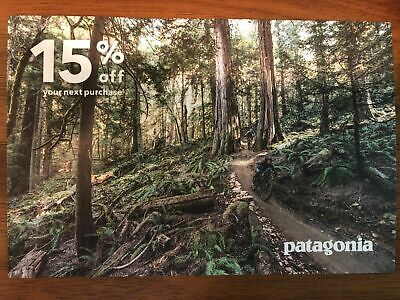Patagonia Coupon ~ 15% Off Your Next Purchase Online/In-Store * Exp 10/12