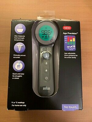 Braun No Touch Forehead Thermometer (BNT400)