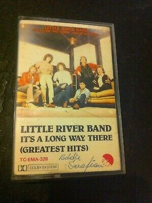 Little River Band It's A Long Way There Greatest Hits Cassette Reminiscing Lady