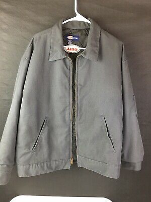Dickies Winterbourne Lined Jacket Brown Agricultural Farming Mens Jumper AG4000