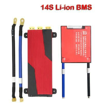 14S 48V 60A Lithium Li-ion Battery Protection Board for BMS Balance eBike