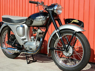 TRIUMPH TIGER CUB 1961 200cc only 5 keepers from new.Stunning bike.