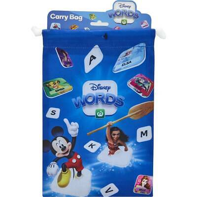 Woolworths Disney Words tiles BAG each (boards also available) BNIB NEW