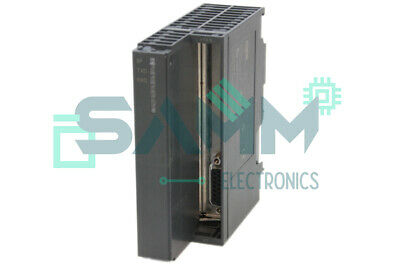 SIEMENS 6ES7340-1CH02-0AE0 COMMUNICATION PROCESSOR Refurbished