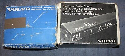 Volvo 260 264 262 265 Tempomat cruise control kit NOS new old stock