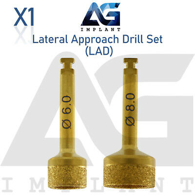 Lateral Approach Drill Sinus Lift Set Instrument Surgical Dental Implant