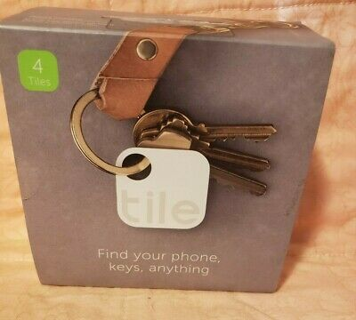tile...find your phone, keys anything!
