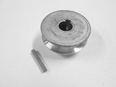 """Rockwell Delta Belt Drive Table Saw 2 1/4"""" Pulley for 5/8"""" Arbor or Motor Shaft"""