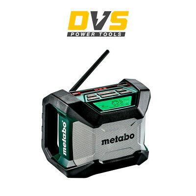 Metabo R 12-18 Bt 600777850 Cordless Worksite Radio With Bluetooth