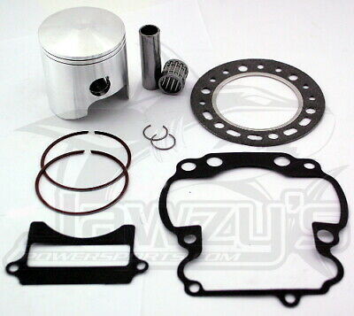 BEARING PK1540 SUZUKI LT250R 88-92 WISECO TOP END KIT PISTON 69 MM GASKET