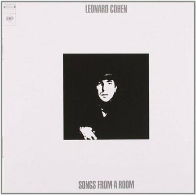 Leonard Cohen Songs from a room (1969; 12 tracks)  [CD]