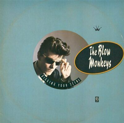 "Blow Monkeys Digging your scene (1986)  [Maxi 12""]"