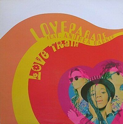"Loveparade Love train (1993, feat. Andrea Barker)  [Maxi 12""]"