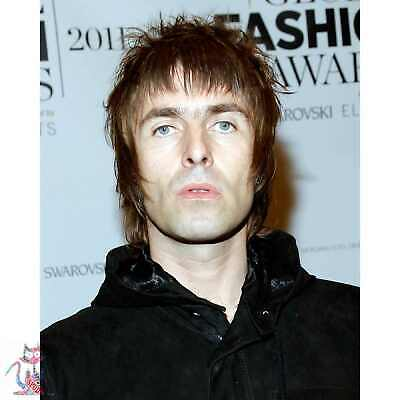 Liam Gallagher Oasis Photo Poster Canvas Coffee Cup #B0461