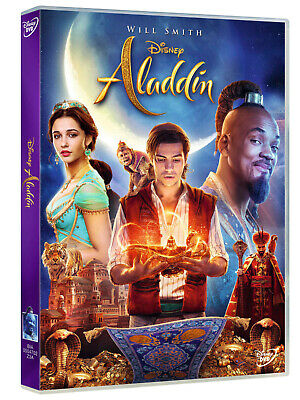 DVD FILM Aladdin (Live Action) 2019