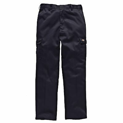 Dickies Redhawk Chino Trousers Regular Length Navy Blue Size 36