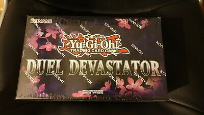 In Stock YuGiOh Duel Devastator Box Set 56 Ultra Rare Cards New & Sealed