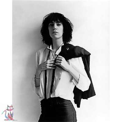 23x33 UK IMPORT AMSTERDAM 1468 PATTI SMITH VINTAGE MUSIC PHOTO POSTER