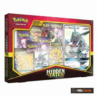 Pokemon Hidden Fates Premium Powers Collection Box | New & Sealed TCG Cards