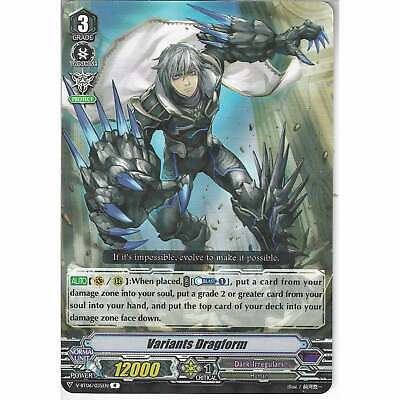 EvaCardfight Vanguard Trading Card Game TCG V-BT06//024EN RR Miracle Pop