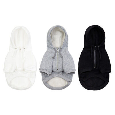 Pet Winter Warm Clothes Hoodies For Small Dogs Clothing Puppy Dog Coat Jacket