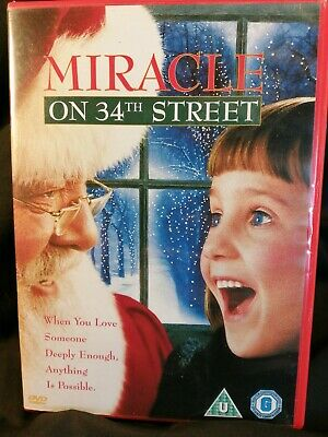 Miracle On 34th Street - DVD (2006) Richard Attenborough, - cert U - Classic