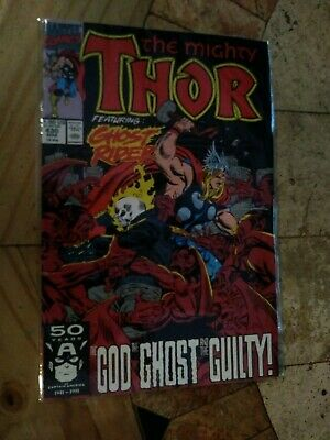Mighty Thor #430-439 - Marvel Comics -Odin Loki - NM