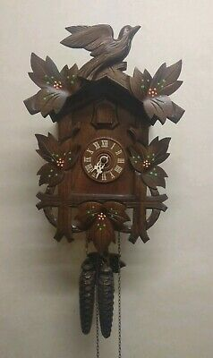Black Forest 30 Hour Cuckoo Clock