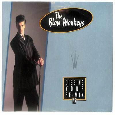 "The Blow Monkeys - Digging Your Re-Mix - 10"" Vinyl Record"