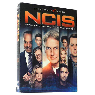 NCIS Naval Criminal Investigative Service: Season 16 (DVD, 2019) FACTORY SEALED!