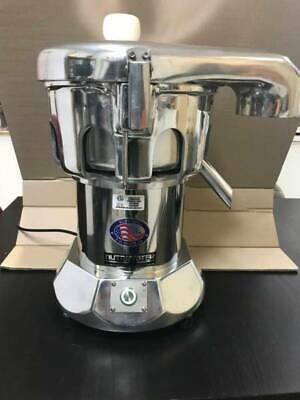 Nutrifaster Ruby Juicer - Refurbished By The Experts !!!