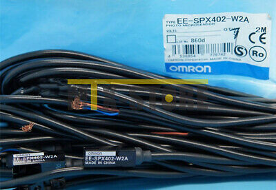 EE-SPX302-W2A EESPX302W2A 1PC New Omron PhotoMicro Sensor with cable Free Ship