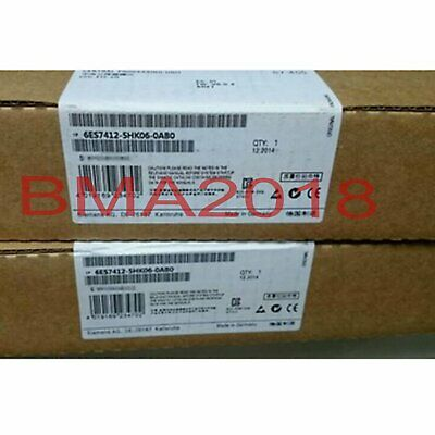 1PC Brand New Siemens 6ES7 412-5HK06-0AB0 One year warranty fast delivery