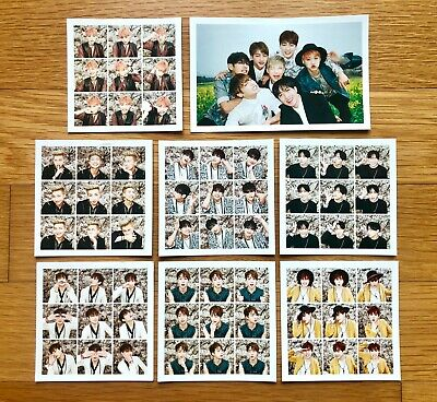 BTS 3rd Mini Album HYYH Pt.1 Official Photocards Select Member