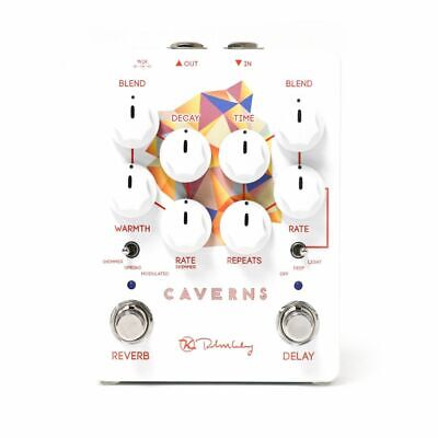 Keeley Caverns Dual Delay Reverb - Guitar Effect Pedal