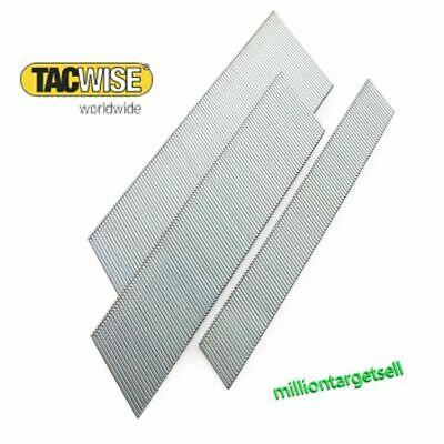 100 5000 ANGLED Brad Nails Galvnised Type 500 18G Tacwise 20 25 30 35 40 45 50mm