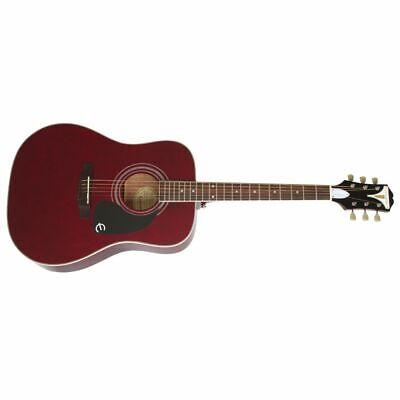 Epiphone PRO-1 plus Acoustic Wine Red - Western Guitar